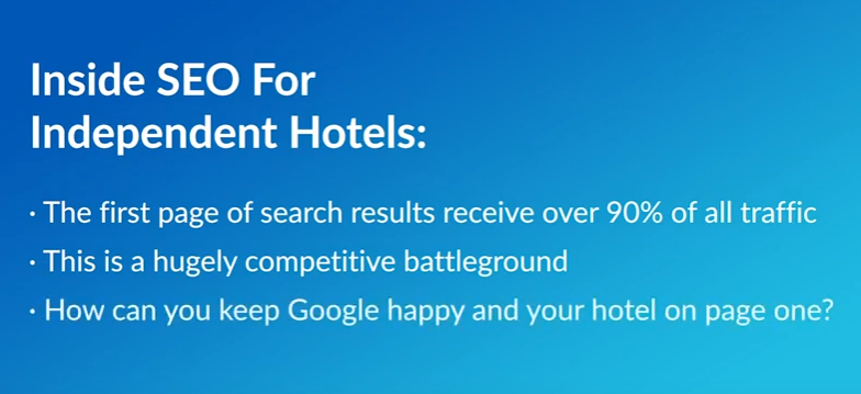 Inside of Hotel Optimization
